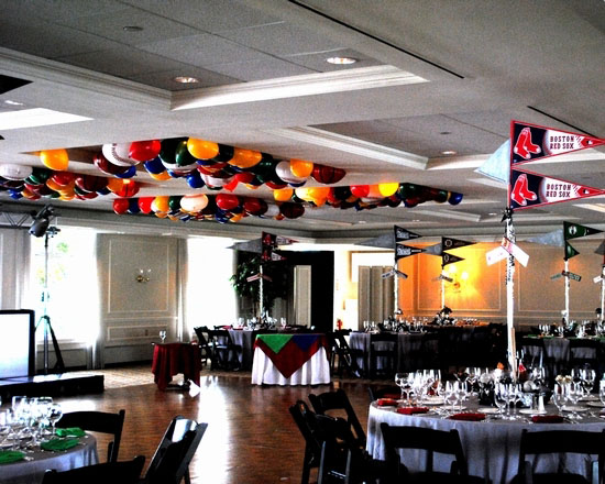 Balloon Ceilings